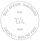 Tali Almog Paintings Logo