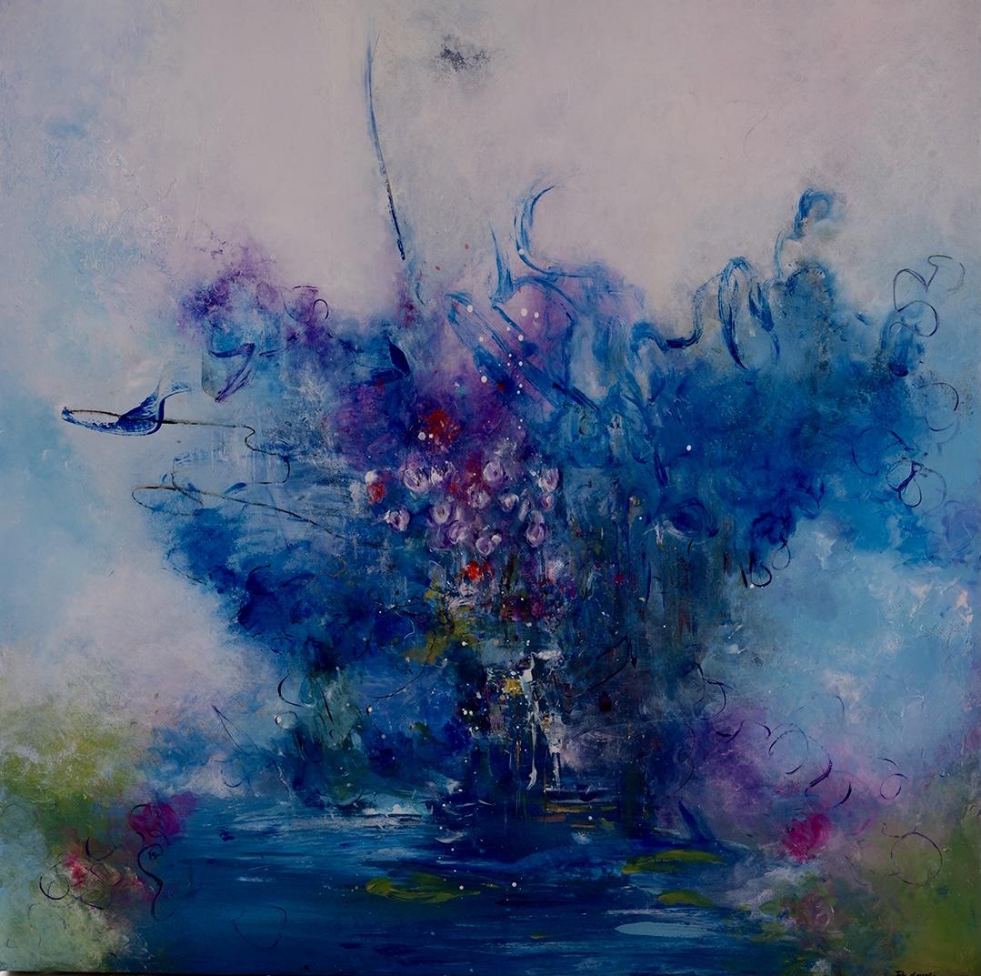 Flowers of Monet